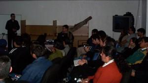 Reunión de la Comunidad TJNET 2005-01-26